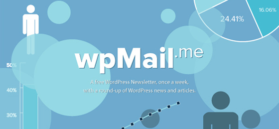 Top Content, Clicks and Stats behind wpMail.me