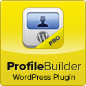 Profile Builder — Front-End Login, Registration and Edit Profile Plugin