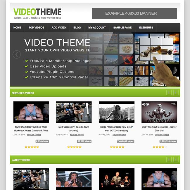 videotheme-video-wordpress-theme | wpMail