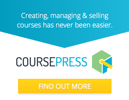 WordPress CoursePress Pro Plugin