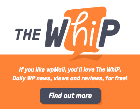 Get The Whip Newsletter
