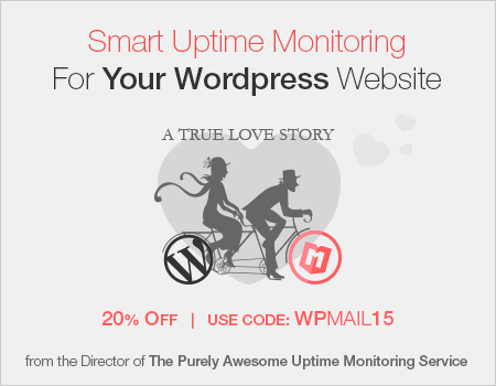 WP Monitive - WordPress Uptime Monitoring