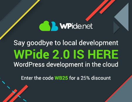 WordPress Development in the cloud