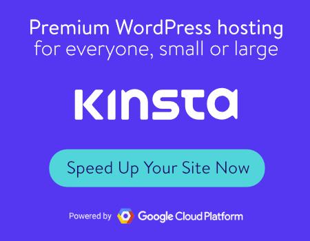 Kinsta Managed WordPress Hosting
